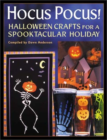 Download Hocus Pocus: Halloween Crafts for a Spooktacular Holiday pdf