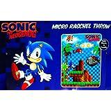 Sonic the Hedghog Does Micro Rachel Throw