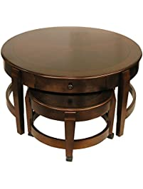Classic Nesting Coffee Table Set