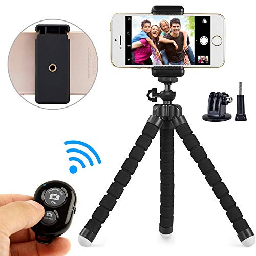 Phone Tripod for iPhone, Samsung and more