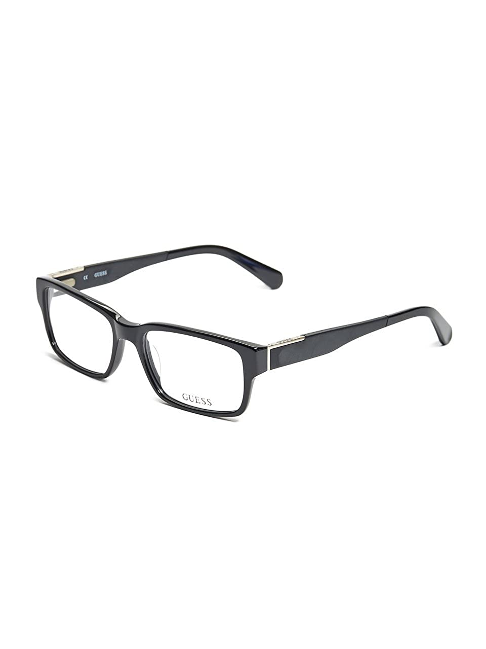 235696b0e9f Amazon.com  GUESS Men s Liam Mixed Matte Eyeglasses  Clothing