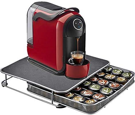 PENGKE - Cajón de almacenamiento para cápsulas de café, soporte ...