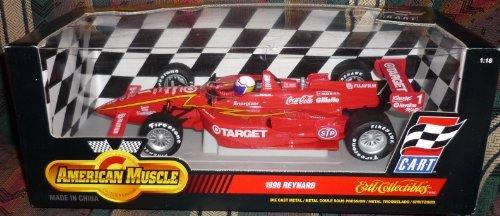 #7216 Ertl American Muscle Target #1 1998 Reynard CART Indy car 1/18 Scale Diecast