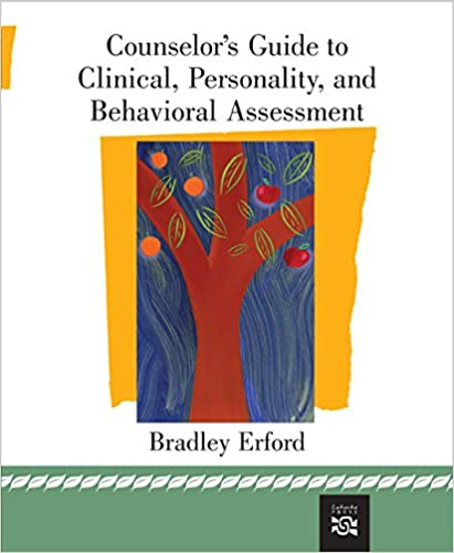 Amazon counselors guide to clinical personality and counselors guide to clinical personality and behavioral assessment 1st edition fandeluxe Gallery
