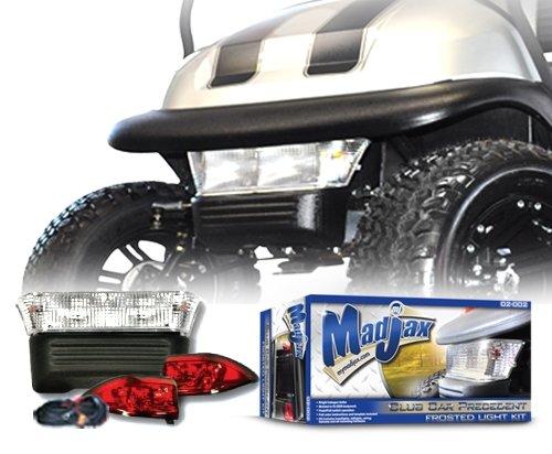 Madjax Frosted基本的なライトキット – Fits Club Car Precedent 2004-up   B07B2YQ7TT