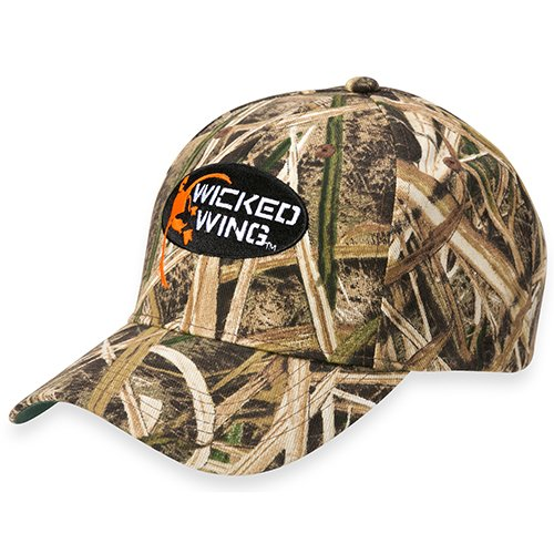 Browning 308374251 Wicked Wing Beanie, Mossy Oak Shadow Grass Blades