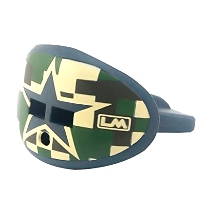 Amazon.com: loudmouthguards Chupete Lip Protector Bucal ...