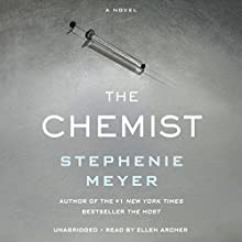 The Chemist Audiobook by Stephenie Meyer Narrated by Ellen Archer