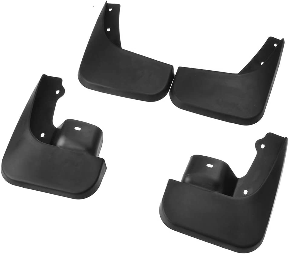 BANIKOP Bavettes Garde-Boue de Voiture pour Les Accessoires automatiques de Garde-Boue de bavettes de Garde-Boue de Garde-Boue pour Suzuki Jimny 1998-On