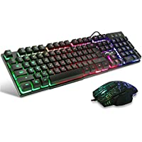 Bakth Multiple Rainbow Mechanical Keyboard At A Glance