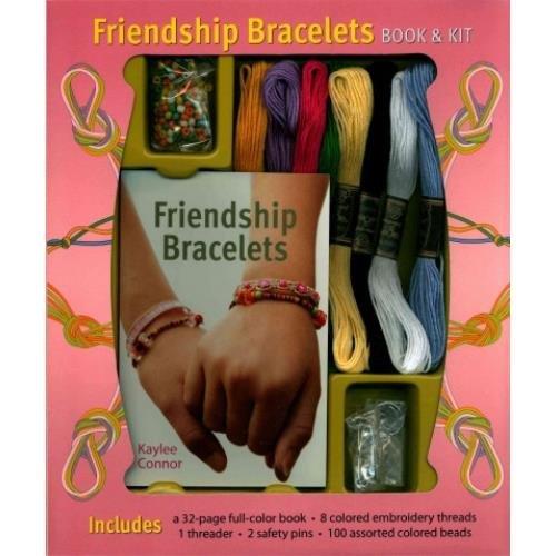 Friendship Bracelets Book & Kit by Mud Puddle Inc 2013-07-01