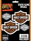 Chroma Graphics Harley Davidson Static Cling Decal