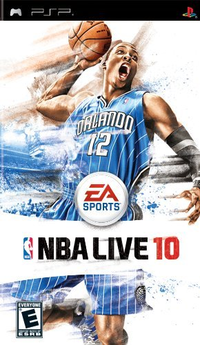NBA Live 10 - Sony PSP - Rating Unstoppable