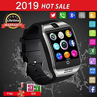 Smart Watch,Smartwatch for Android Phones, Smart Watches Touchscreen with Camera Bluetooth Watch