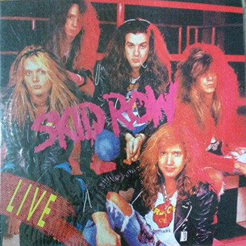 SKID ROW, METAL BAND 1991, 18 and life, LP VINYL RECORD, SS, Sealed ()