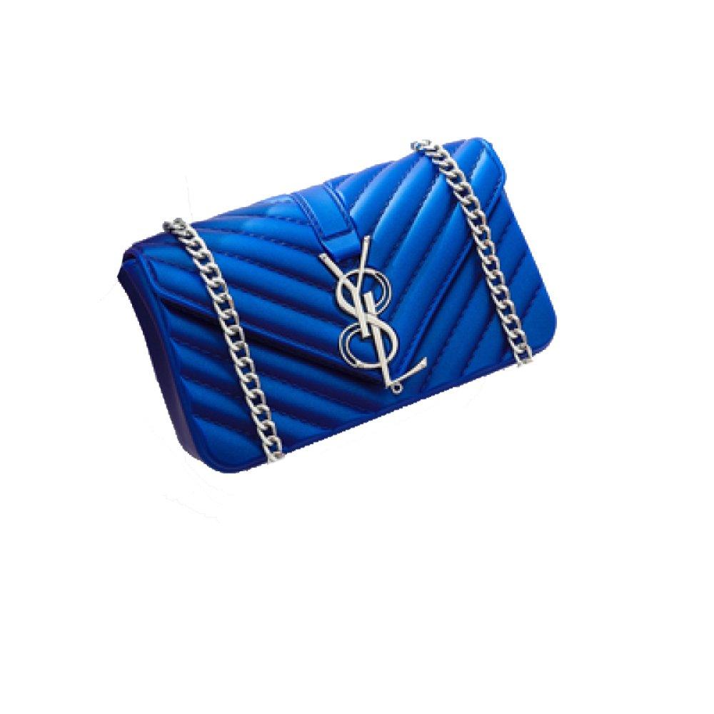 2018 Mode Damen Matte Frosted Jelly Bag Kette Tasche Schulter Messenger Bag Handtasche Mini Bag XNRHH