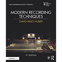 Modern Recording Techniques (Audio Engineering Society Presents) book cover