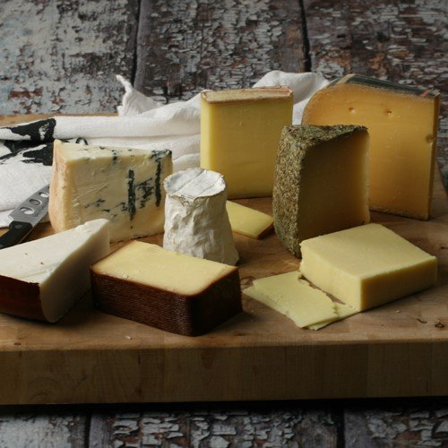 igourmet's Favorites - 8 Cheese Sampler (56 ounce) (Cheese Sampler French)