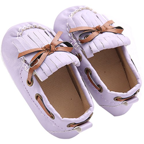 Fire FrogLoafers-shoes - Mocasines para niño morado
