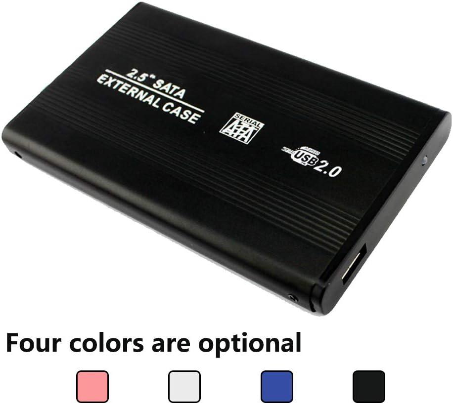 NoyoKere SATA 2.5 Pulgadas USB 2.0 Unidad de Disco Duro HDD HD Recinto HD/Caja Bo de Alta Velocidad: Amazon.es ...