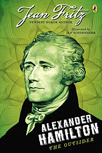 Alexander Hamilton Outsider Jean Fritz product image