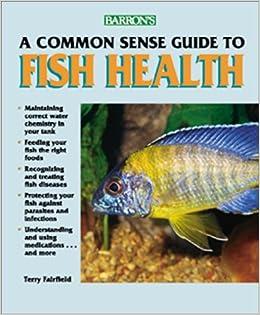 BarronS Publishing Buyers Guide To Marine Fish