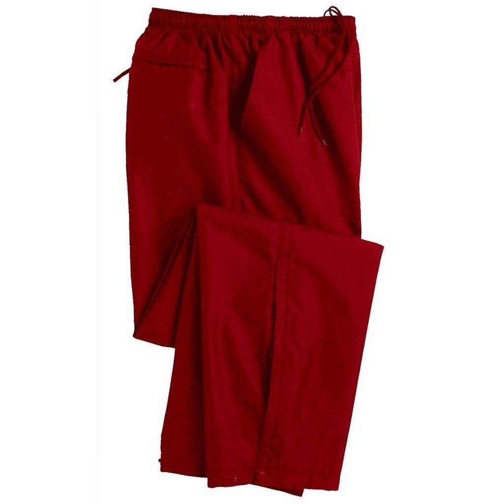 Holloway Youth Pacer Micro-Cord Pants (Large, Red) by Holloway
