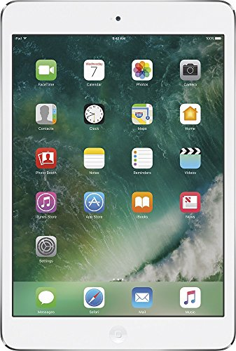 Apple iPad Air 2 MNV62LL/A 9.7-Inch 32 GB Wifi Tablet (Silver)