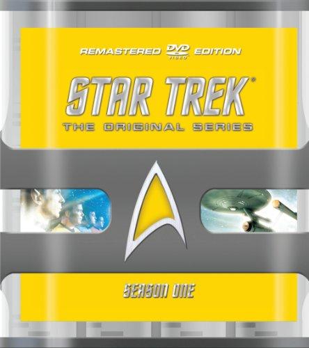 Star Trek: The Original Series: Season 1 (Remastered Edition)