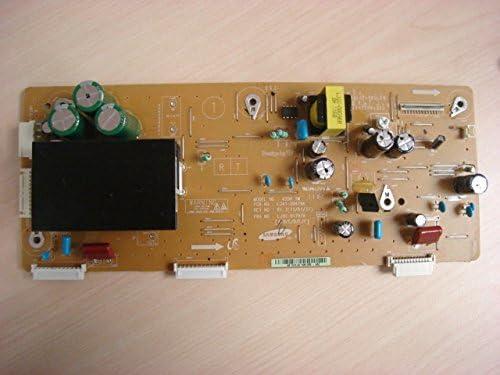 "Amazon.com: 43"" PN43D490 LJ92-01797A Y-Main Y-SUS Board Unit: Electronics"