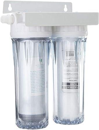Filtro Grifo 10 Pulgadas Dual de Doble ósmosis inversa Grifo ...