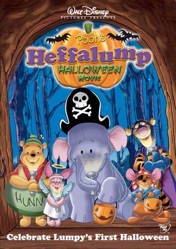 (Pooh's Heffalump Halloween)