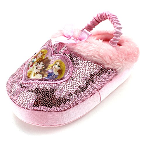 Disney Princess Slippers Toddler Little