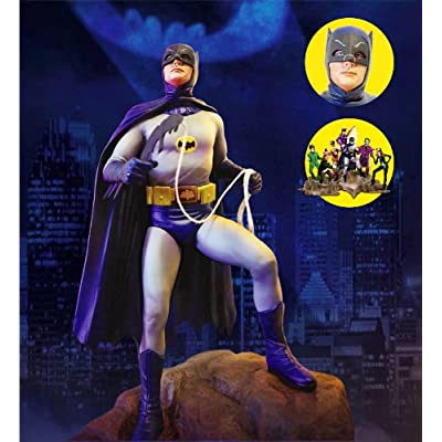 Moebius Batman 1966 TV Series: Batman Model Kit (1:8 Scale): Toys & Games