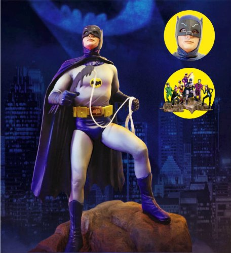 Moebius Batman 1966 TV Series: Batman Model Kit (1:8 Scale) (8 Scale Model Kit)