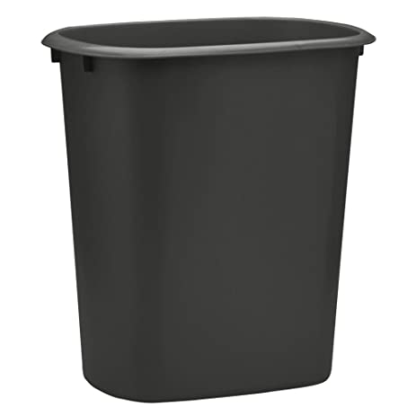 Ordinaire United Solutions WB0093 40 Quart Wastebasket Kitchen, Laundry Or Office Trash  Can, 10