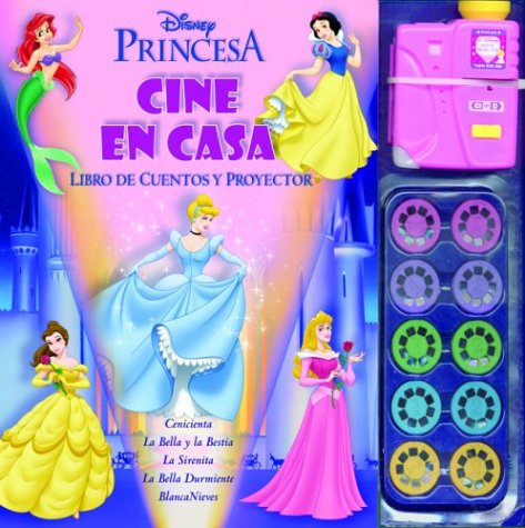 Cine en casa: Princesa: Disney Princesses, Spanish-Language ...