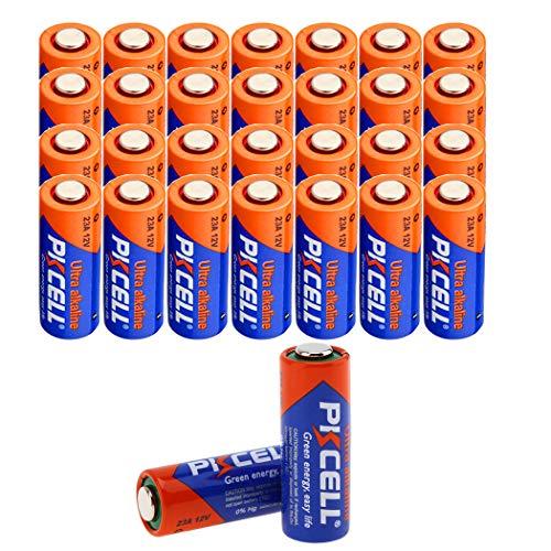 028 12V Alkaline Batteries 50mAh Count Pcs (30) ()