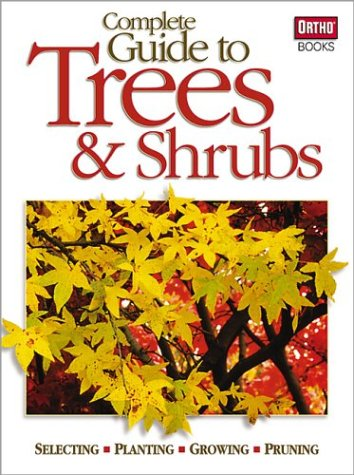 Complete Guide to Trees & Shrubs