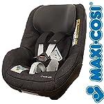 maxi cosi 2WayPearl i-Size Group 1 Car Seat - Black Diamond (Nomad Black)