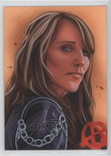 Robert Hendrickson  1 1  Trading Card  2015 Cryptozoic Sons Of Anarchy Seasons 4   5   Sketch Cards  Rohe