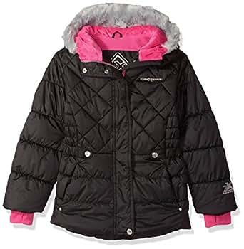 Amazon.com: ZeroXposur Lexy Big Girls Puffer Jacket: Clothing