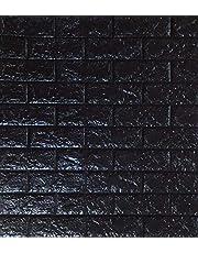 foam 3d decoration Black