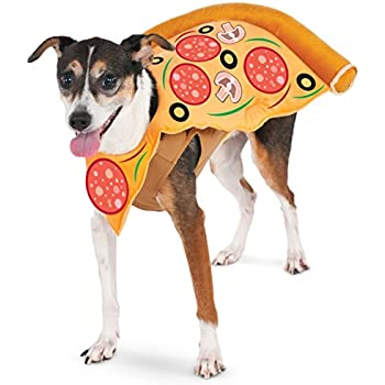 Pizza Slice Pet Suit, X-Large