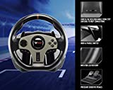 Subsonic - V900 Steering Wheel with Pedals and