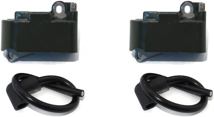 (2) Ignition Coil / Magneto / Module für Lawn-Junge 683215 683080 682702 100-2948 ,,#Id(Theropshop; Tryk55271842407081