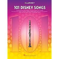 101 Disney Songs: Clarinet