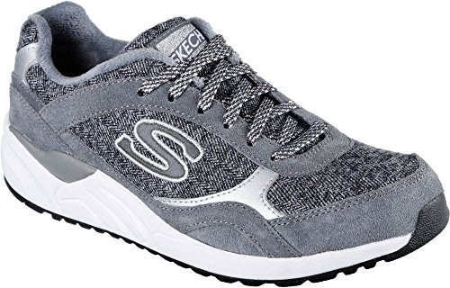 Winter Grau Sneakers 95 Skechers Walk Damen OG wvqPPU