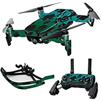 MightySkins Skin for DJI Mavic Air Drone - Broken Bad | Max Combo Protective, Durable, and Unique Vinyl Decal wrap cover | Easy To Apply, Remove, and Change Styles | Made in the USA