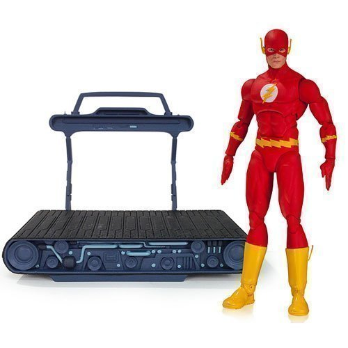 DC Collectibles DC Comics Icons: The Flash Chain Lightning Action Figure